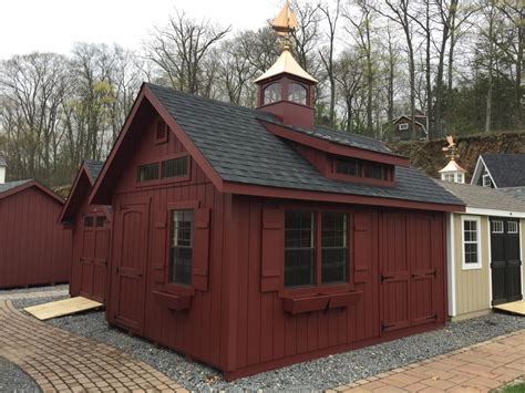 victorian carriage house  stock sheds storage
