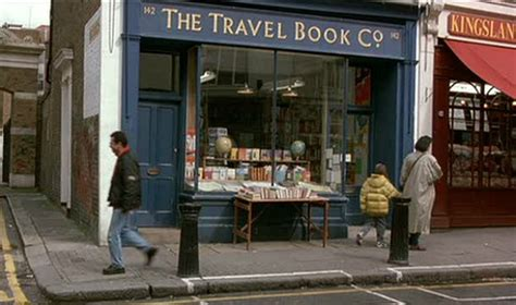 House Bookstore by Quot Notting Hill Quot Hugh Grant S House With The Blue Door