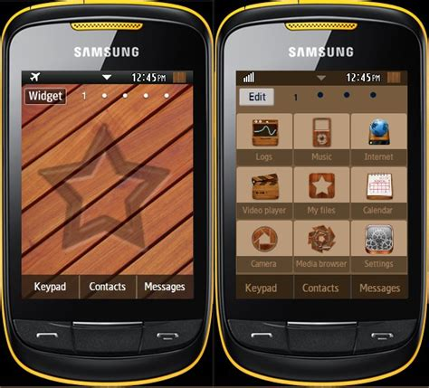 keyboard themes for corby 2 corby 2 themes wood theme theme by abi