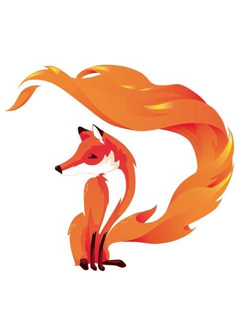 svg pattern firefox fox vector google haku fennekki pinterest fire and