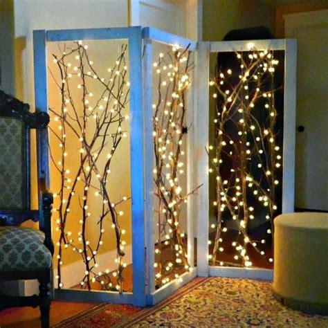 cara membuat pohon natal dari ranting bambu memanfaatkan ranting pohon jadi dekorasi rumah rumah dan