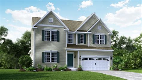 Homes Design Center Knoxville New Home Floorplan Pataskala Oh Knoxville In Legacy