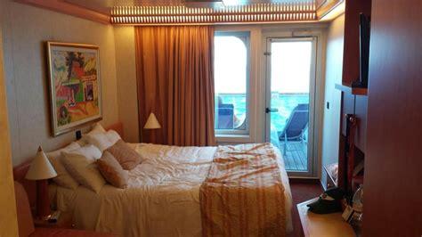 balcony cabin   carnival freedom category