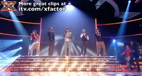 song x factor 1 direction song x factor 8th live show