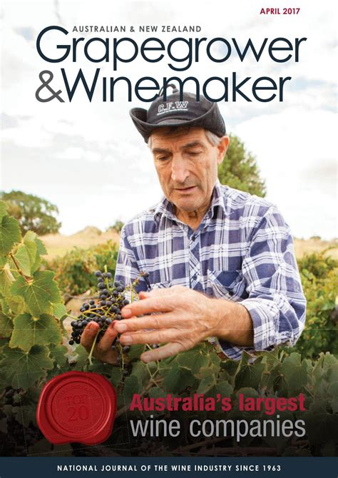 the white company münchen grapegrower winemaker april 2017 by provincial press