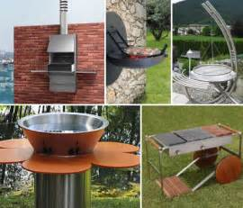 barbeque bonanza 15 great outdoor grill designs urbanist