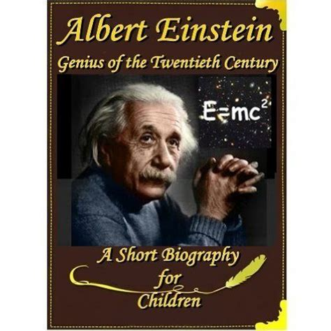 biography book of albert einstein pin by gioia cover on homeschool pinterest