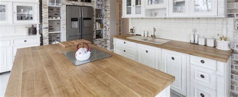 Wood Laminate Countertop Deductour Compare Pros And Cons Of Wood Countertops 2018 Average Wood Countertop Costs