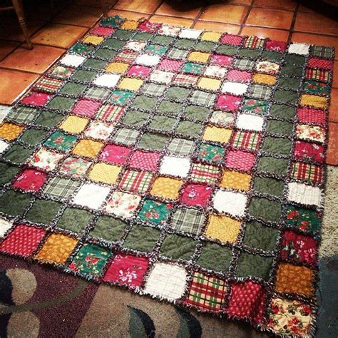 Raggedy Quilt Pattern by 17 Best Ideas About Flannel Rag Quilts On Rag