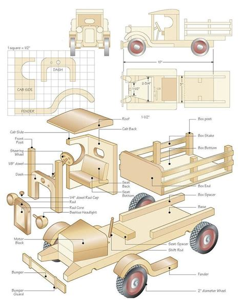 Readymechs Toys Designed To Print And Build At Home by Staketruck Illo Projects To Try Wooden