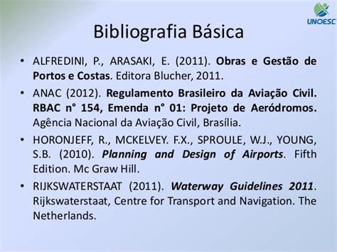 Planning Design Of Airports 5th Edition Hidrovias Portos E Aeroportos Aula 01 Apresenta 231 227 O Jba