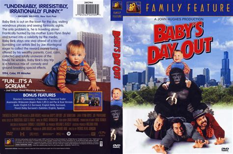 a s day out baby s day out official trailer actors locations photos and trivia