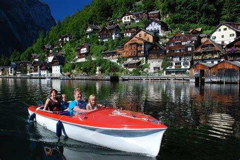 round lake boat rental bootsverleih beim tourismusb 252 ro 187 your holiday in obertraun