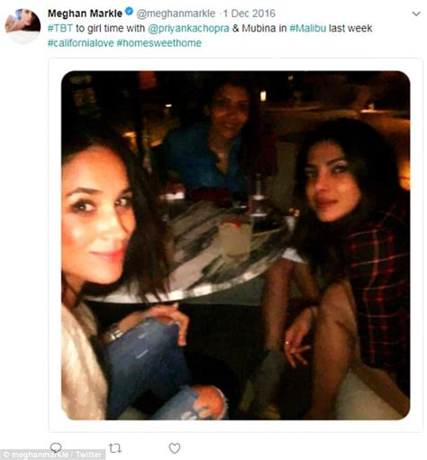 priyanka chopra hanging out with barack and obama meghan markle s instagram posts revealed daily
