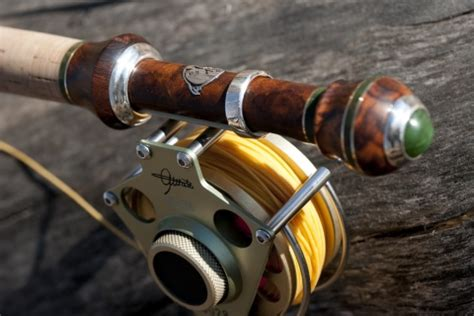the feral irishman beautiful custom fly fishing rods