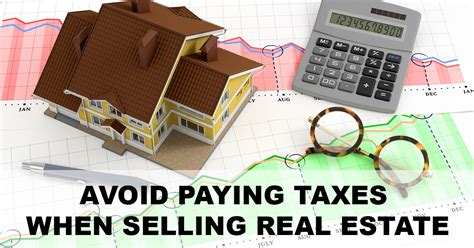 how to avoid paying taxes when selling a house 28 images