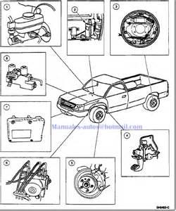 manual de ford ranger 1998 2002 de taller y servicio