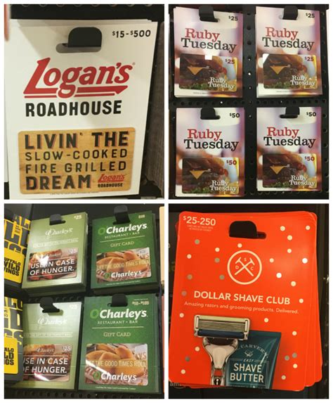 Where To Buy O Charley S Gift Cards - buy 50 00 in participating gift cards at kroger and get 10 00 back oyno kroger krazy
