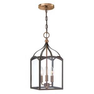 hinkley light fixtures hinkley lighting 3413bz 3 light clarendon foyer fixture