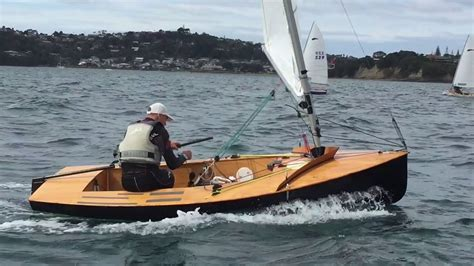 zephyr sailboat zephyr racing 04 09 2016 manly sailing club auckland