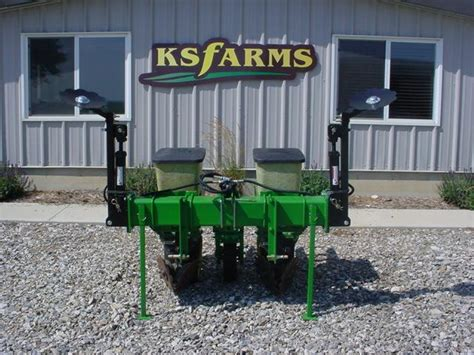 All In One Food Plot Planter by Quality Built Deere Plot Planters By Ksfarms Nex