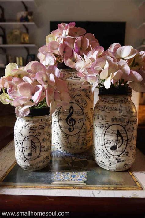 easy diy sheet  mason jar vases girl  diy