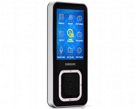 Samsung Q3 samsung q3 mp4 player price in india samsung q3 review features