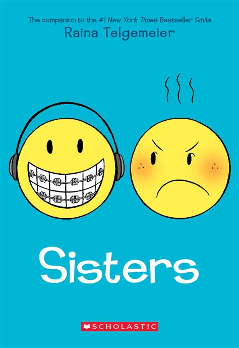 the the smile books by raina telgemeier with color by braden