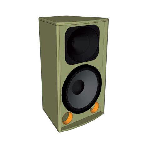 Sound Box Cabinet by Eighteen Sound Enclosure Design
