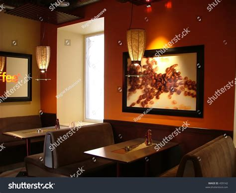 coffee house interior coffee house s interior stock photo 439142 shutterstock