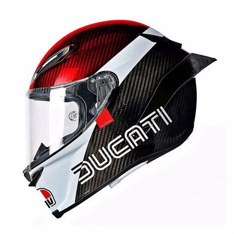 Ducati Motorrad Kleidung by Ducati Themed Helmet Motorrad Bekleidung