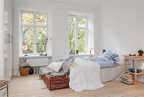 bedroom decorating ideas scandinavian bedroom