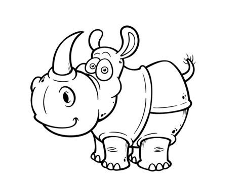 imagenes png en java dibujo de rinoceronte de java para colorear dibujos net