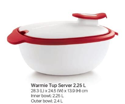 Tupperware Warmie Tup tupperware warmie tup insulated server the tupperware