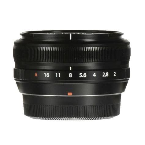 Jual Lensa Pancake Fujifilm jual fujifilm fujinon 18mm f 2 0 xf r lensa kamera harga kualitas terjamin blibli