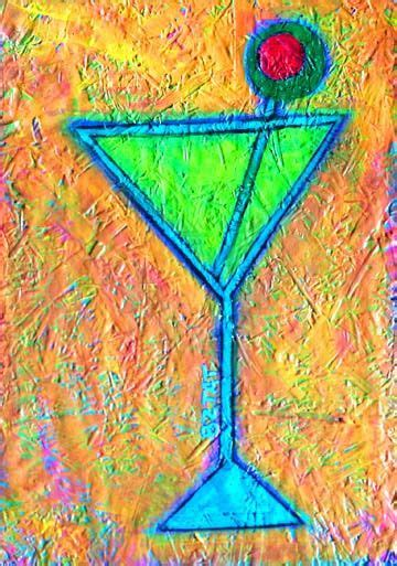 martini glass acrylic painting 263 best my creations paintings drawings and other