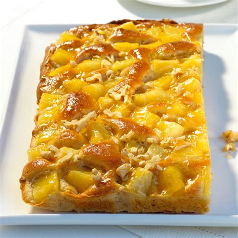 kuchen weight watchers ananas walnuss kuchen rezept weight watchers