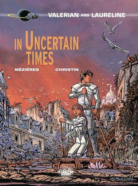 at the edge of the great void valerian laureline books jean claude mezieres fresh comics