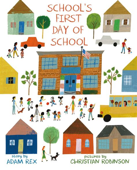 libro schools first day of books that heal kids book review s first day of