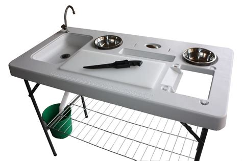 portable cing kitchen with sink cing sink table 28 images cing sink table 28 images