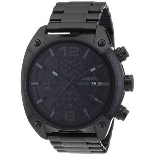 Jogger Claw Big diesel s dz4300 black ion plated chronograph
