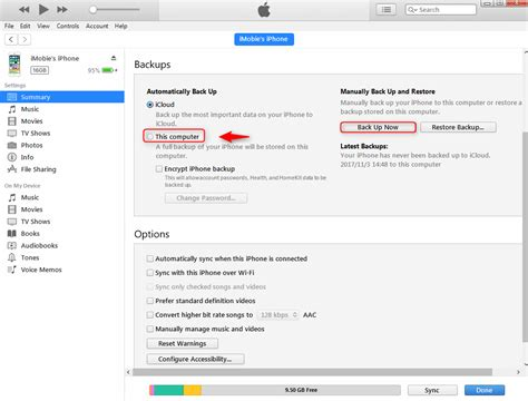 step up on itunes guide how to backup and restore iphone ipad with itunes