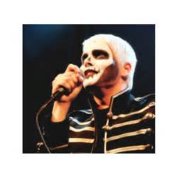 Home Decor Nautical Gerard Way In Skeleton Makeup X Polyvore