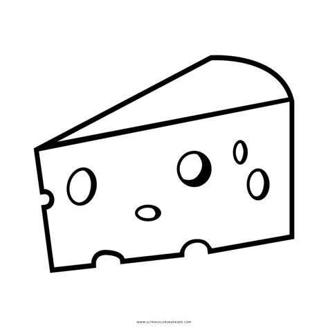 imagenes para pintar queso dibujo de queso para colorear ultra coloring pages