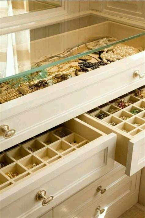 refurbished dresser glass top great idea for a walk in