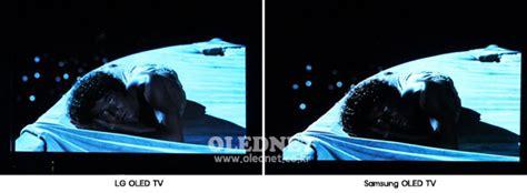 Tv Led Lg Vs Samsung ubi research lg versus samsung oled tvs ledinside