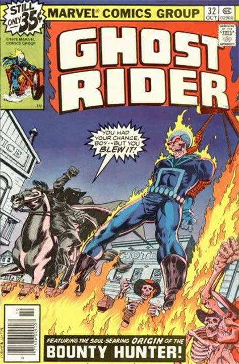 hawks vol 2 1978 1979 books ghost rider vol 2 32 marvel comics database