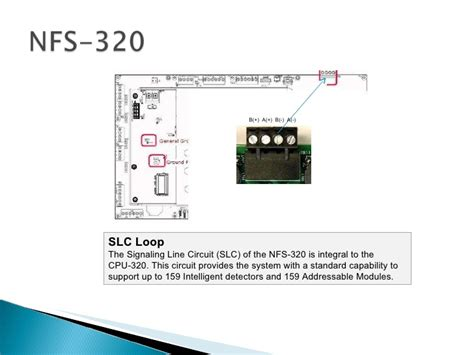 nfs 320 wiring diagram nfs 320 price