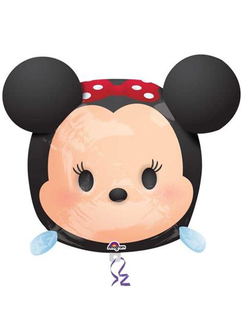 Dijamin Balon Foil Cake Minnie Mickey disney tsum tsum minnie mouse ultrashape foil balloon