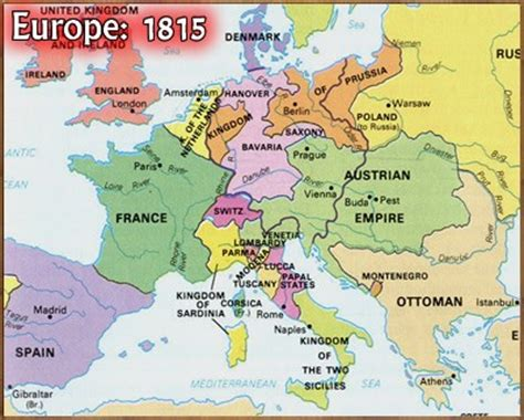Vienna Map Europe by Chris Young On Prussian Vs Austrian Leadership In German